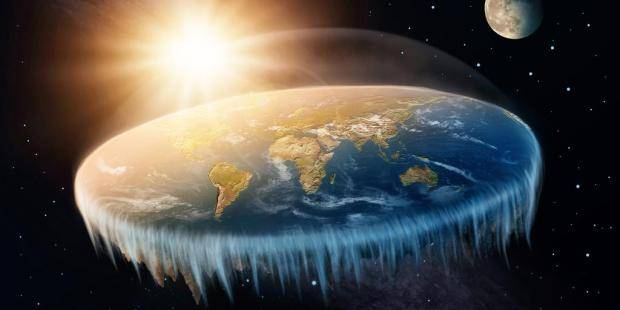 Earth's Flat Is What A Group Of Scientific Disbelievers Deem