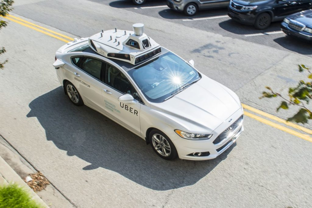Uber Wants To Test Drive Its Driverless Car Again