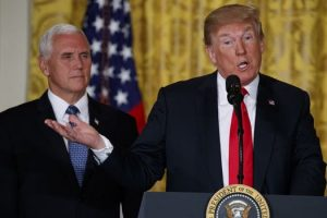 Pentagon Officially Directed By Trump For Novel Space Force Establishment