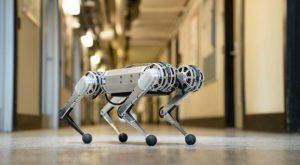 Mini Cheetah Robot By MIT Can Perform Backflips